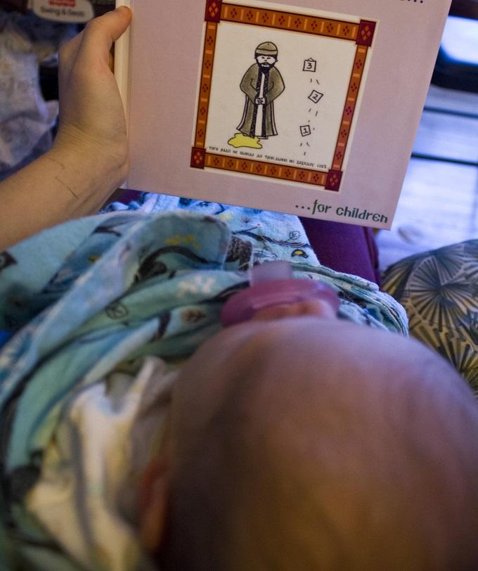 子供に絵本を読み聞かせるコツ